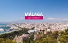 Málaga in september