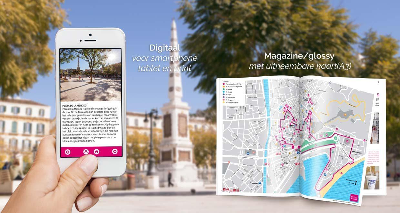 Stadswandeling Málaga – reisgids Malaga