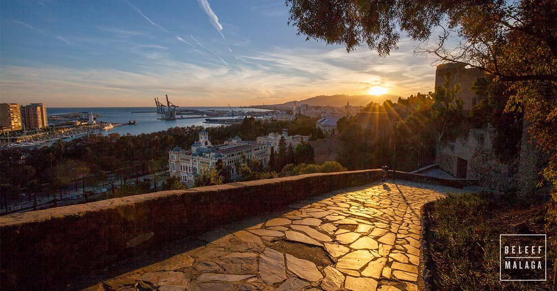 5x waarom Málaga in de winter zo fijn is