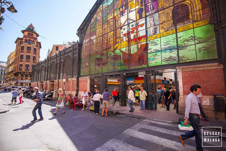 Markt Malaga stedentrip