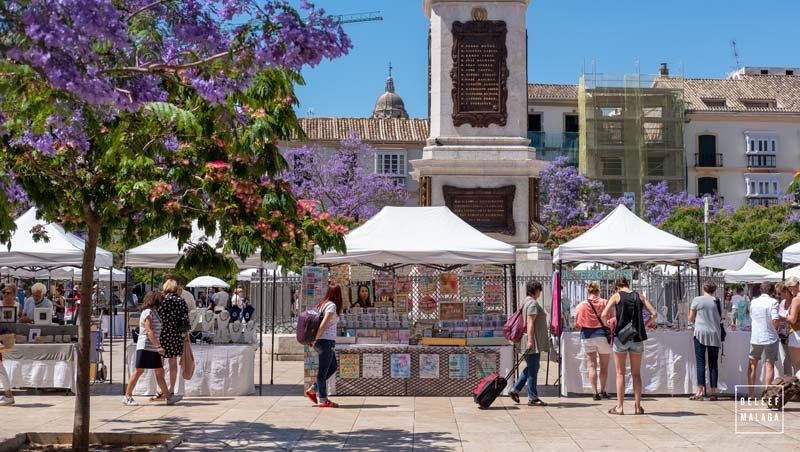 Markt Plaza de la Merced