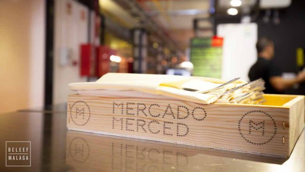 Markt Malaga - Mercado Merced