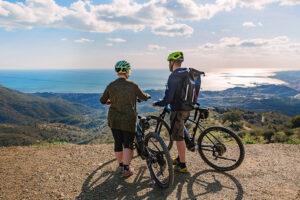 Malaga mountainbike fietstocht