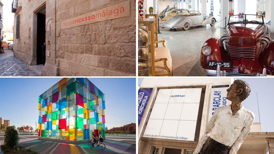 Musea Malaga reisgids