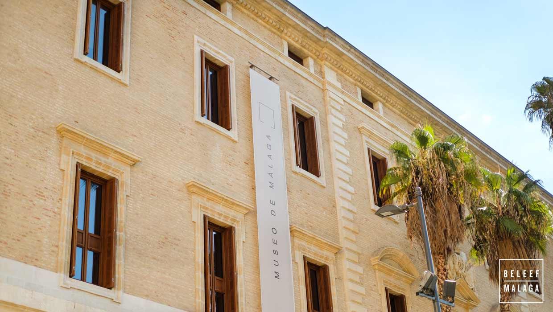 Nieuw museum in Málaga – Museo de Málaga