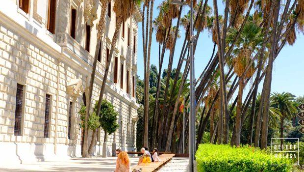 Museo de Malaga - Museum van Málaga