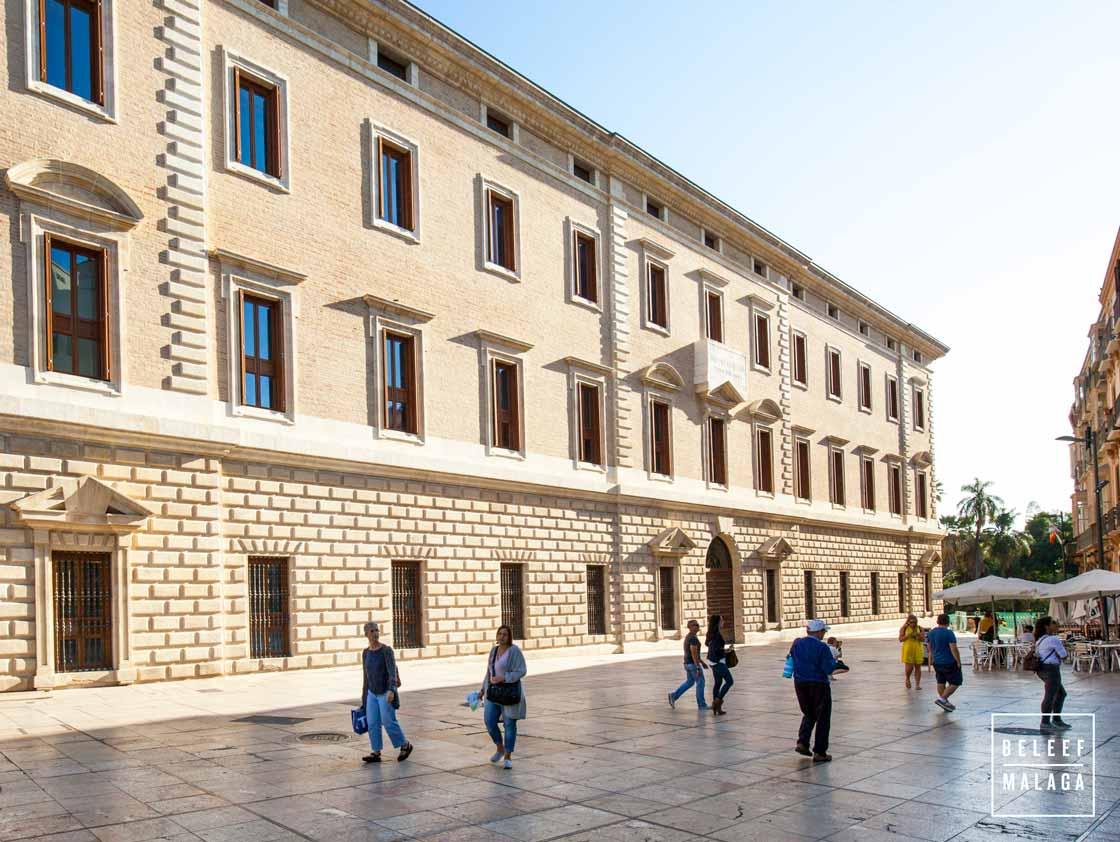 Museo de Malaga - Museum van Malaga