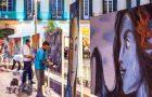 Dé cultuurnacht van Málaga – Noche en Blanco 2019