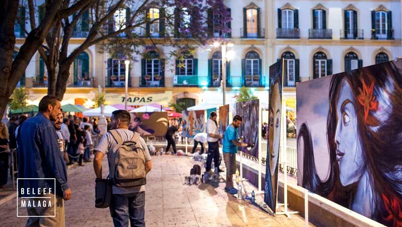 Onze aanraders voor Noche en blanco 2018 – cultuurnacht Málaga
