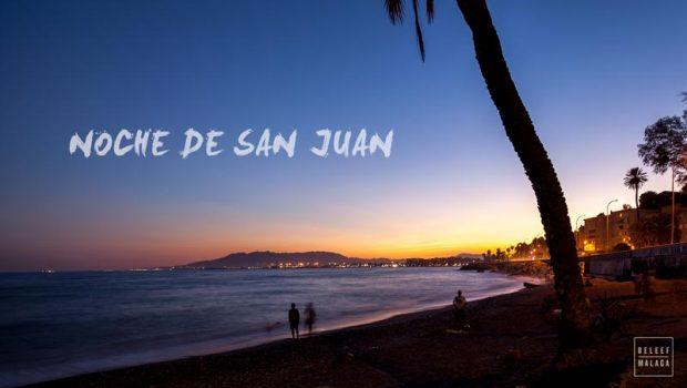 Noche San Juan Malaga
