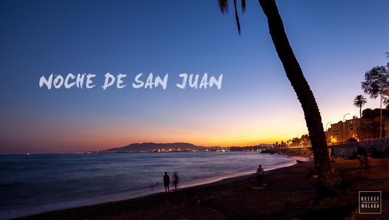 Feestelijke aftrap van de zomer, Noche de San Juan Málaga 2018