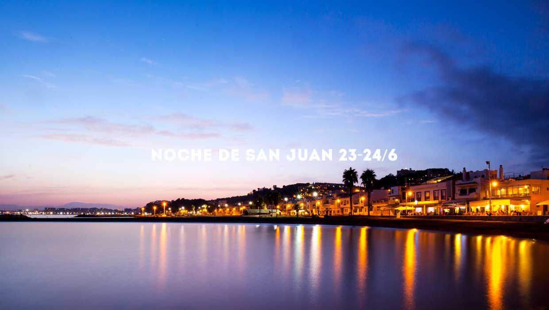 Vier het begin van de zomer in Málaga