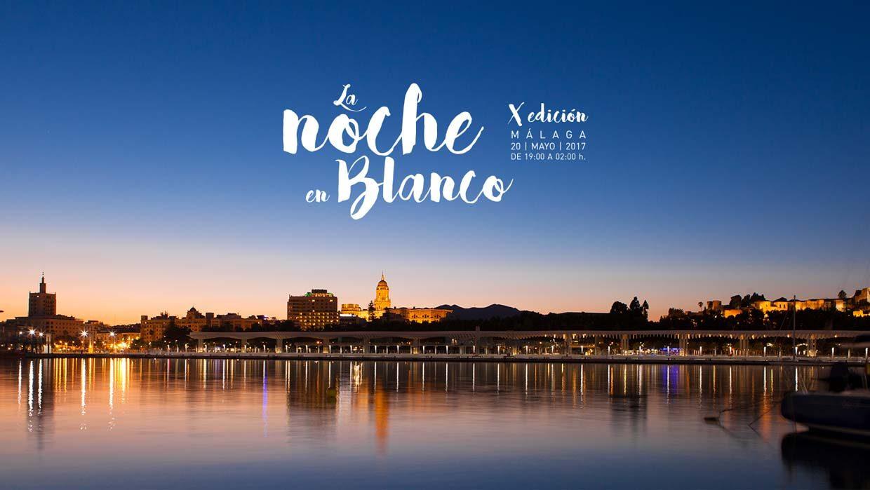 Noche en blanco Malaga 2017