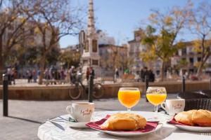 Leuke terrasjes, cafés en authentieke bars in Málaga