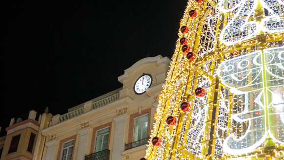 Oud en Nieuw Malaga