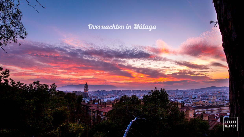 Overnachten in Málaga? Deze 10 overnachtingstips helpen je op weg