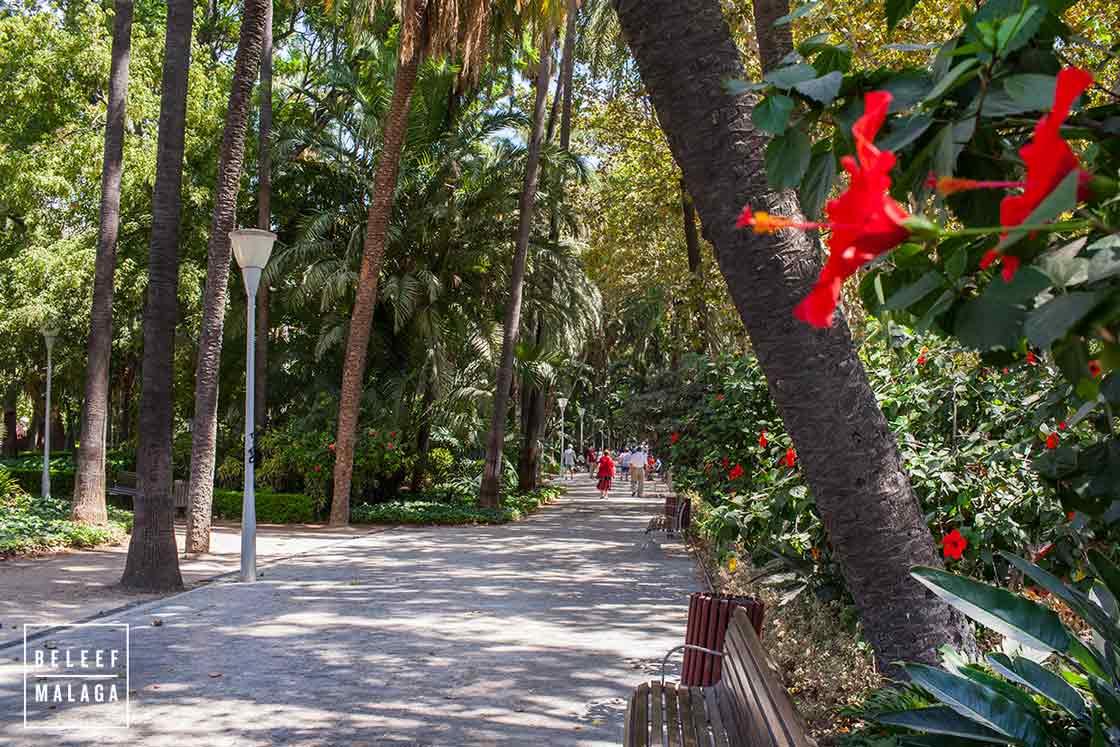 Park Malaga stedentrip