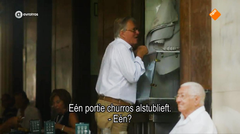 Churros Malaga