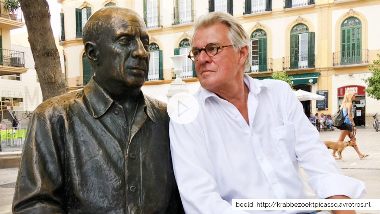 Málaga op tv! 'Krabbé zoekt Picasso'