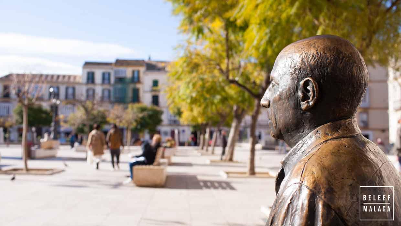 Vakantie Malaga - stedentrip