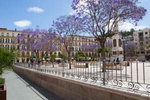 Plaza de la Merced – Málaga centrum