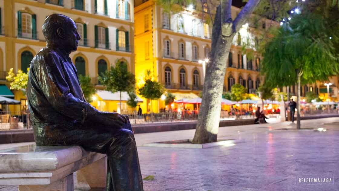 Cafe bruselas Malaga