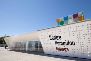 Centre Pompidou Málaga – museum informatie