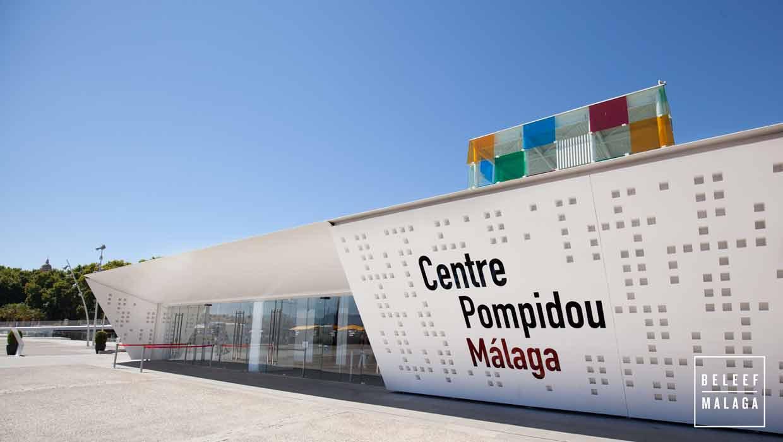 Centre Pompidou Malaga - musea Malaga