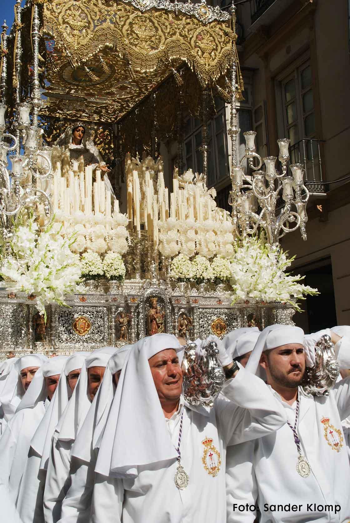 Processie Malaga
