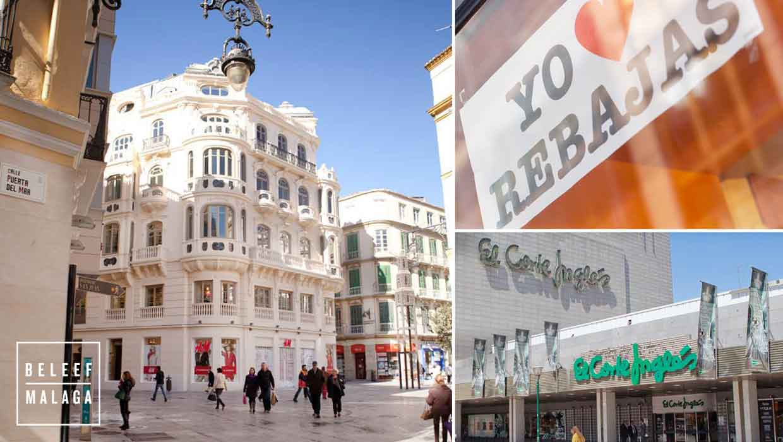 Wintershoppen in Málaga