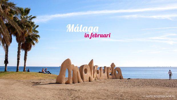 reisgids Malaga februari