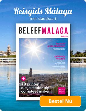 Reisgids Malaga - tips en stadskaart