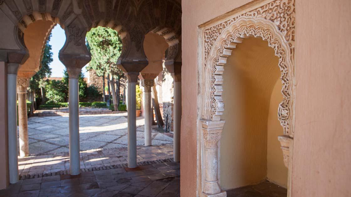 Alcazaba Malaga - reisgids Malaga