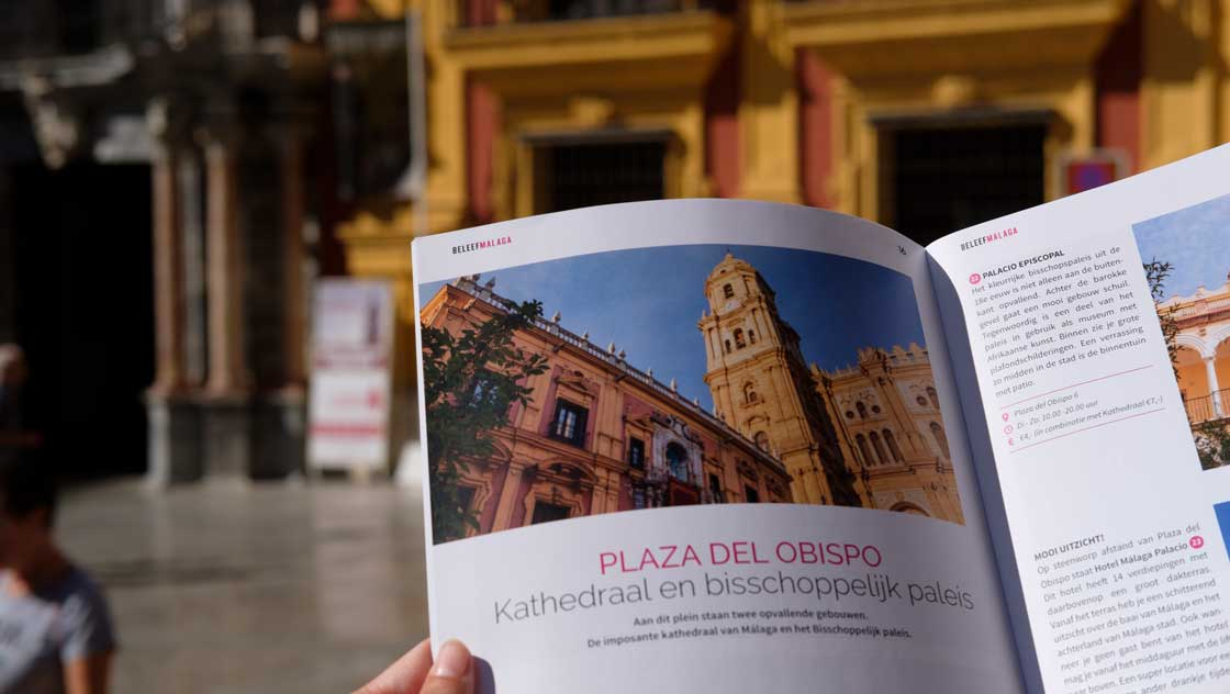 Reisgids Malaga stadswandeling