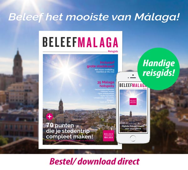 Reisgids Malaga - stadsgids en plattegrond