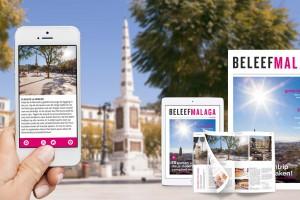 Reisgids Malaga met stadswandeling én plattegrond