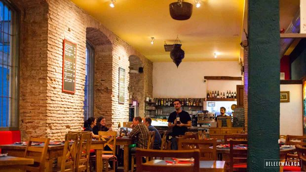 Restaurant Malaga - Casa del Perro
