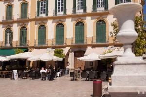 Restaurant La Plaza – lunchen in Málaga
