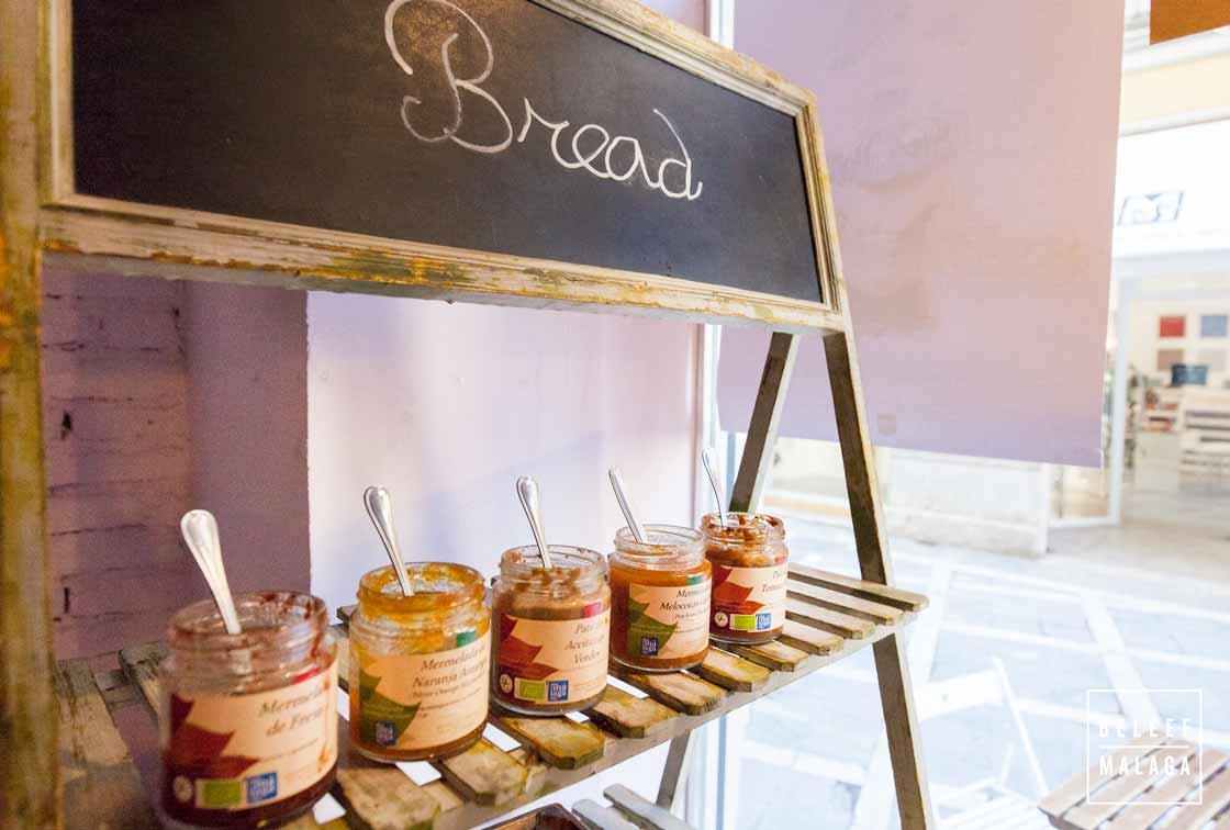 ontbijt restaurant Malaga