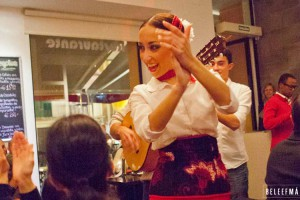 Vino Mio – restaurant Málaga met flamenco