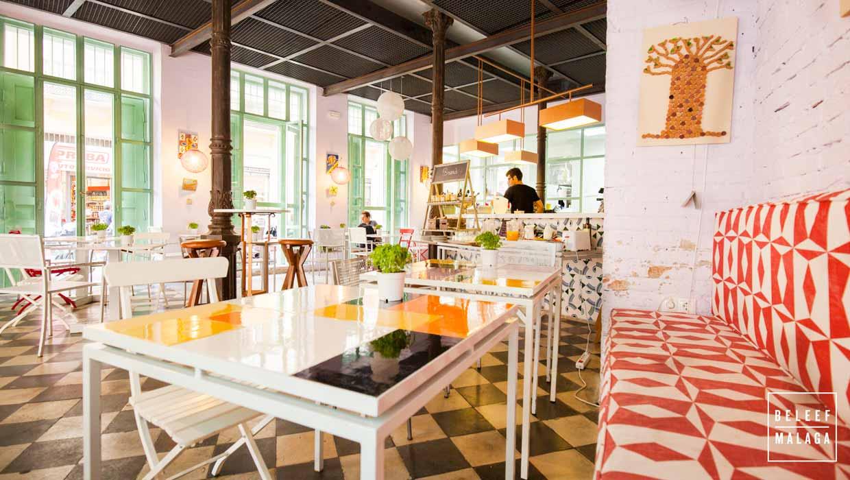 Malaga restaurant - reisgids Malaga