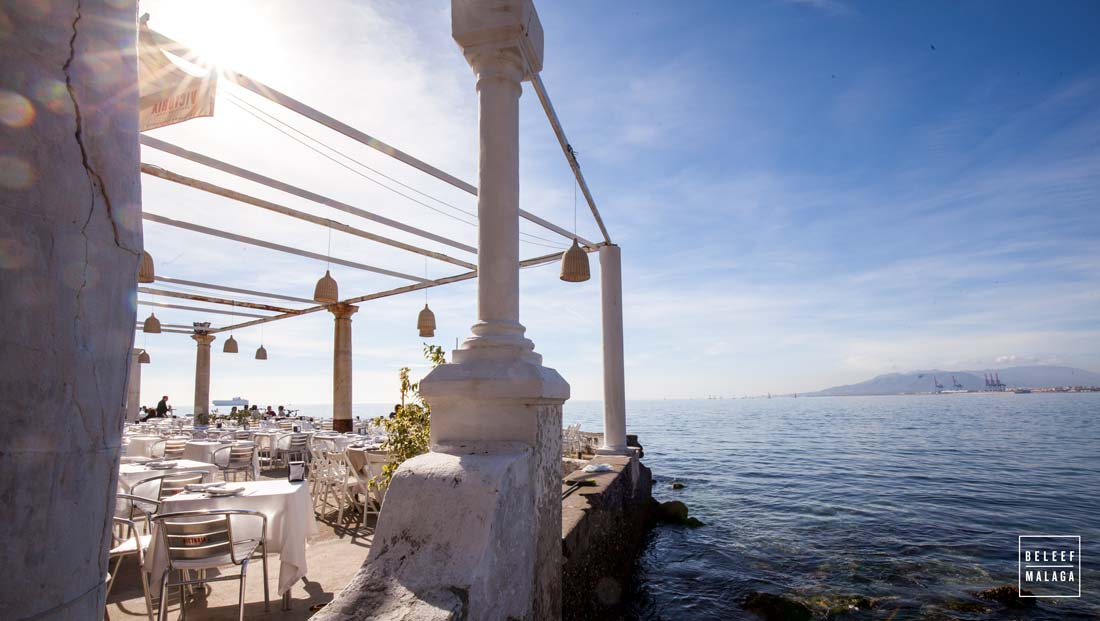 romantische stedentrip malaga