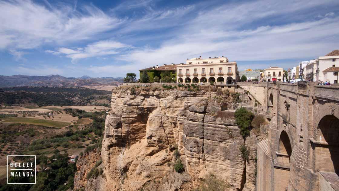 Ronda omgeving Malaga