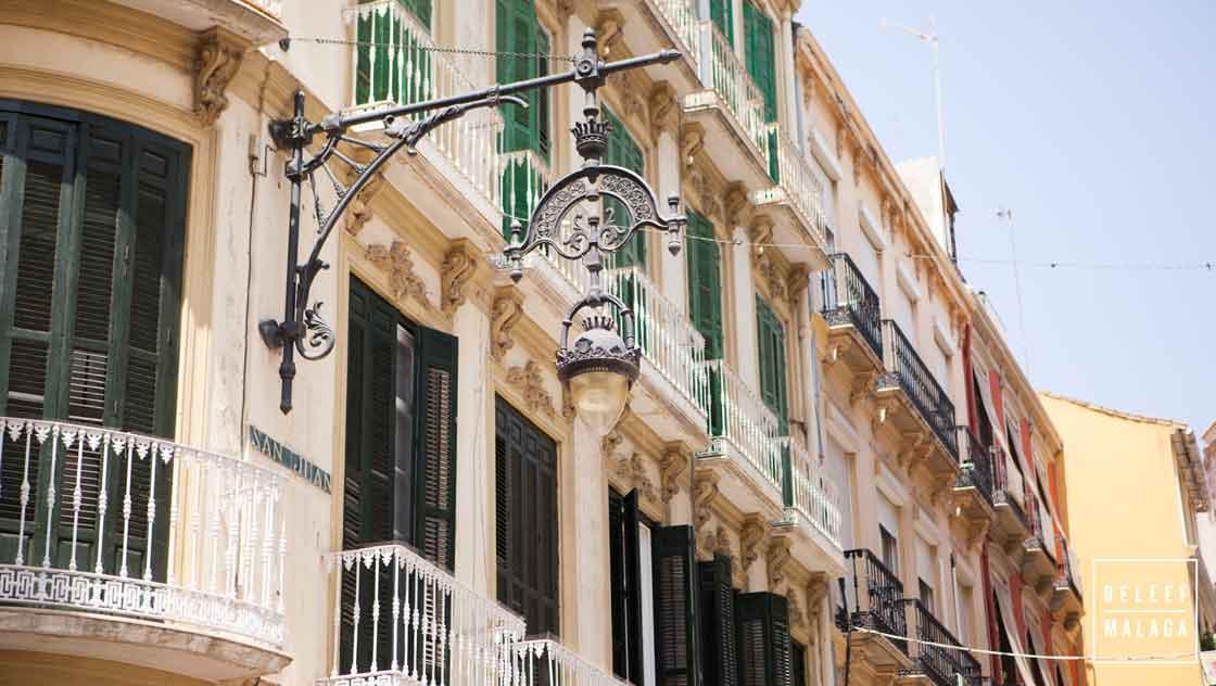 calle San Juan Malaga - vakantie Malaga