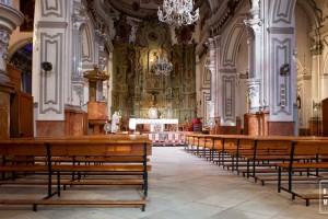 Iglesia de Santiago Málaga – oudste kerk