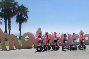 Malaga segway tours met gids
