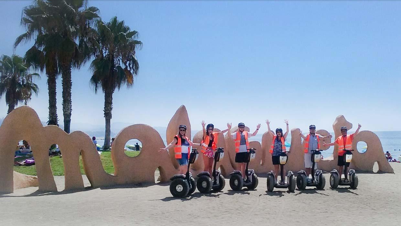 Segway tours in Málaga