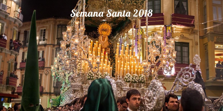 Semana Santa Malaga 2018