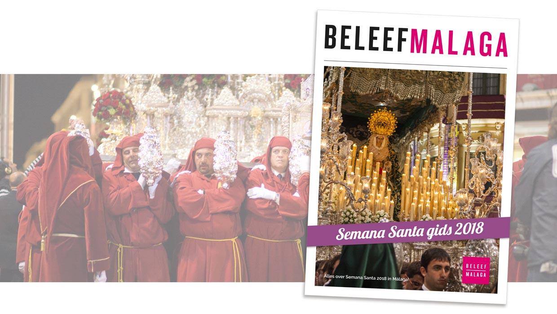 Semana Santa gids Malaga programma 2018