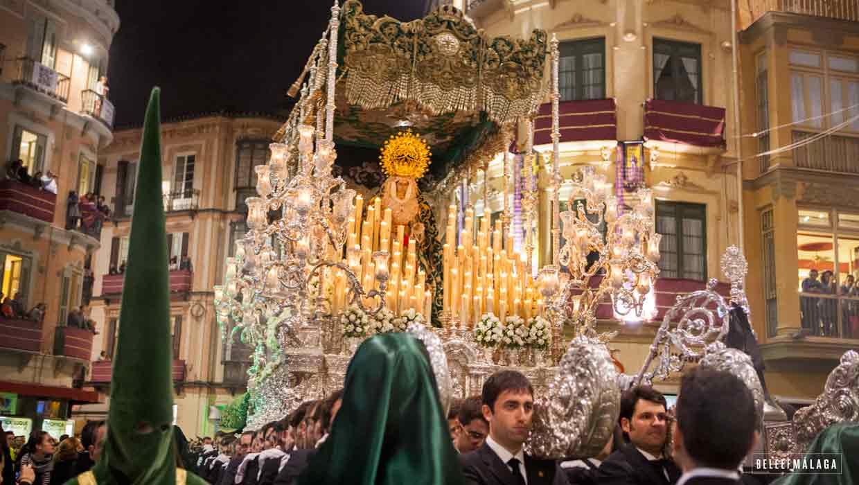 Semana Santa Málaga 2017
